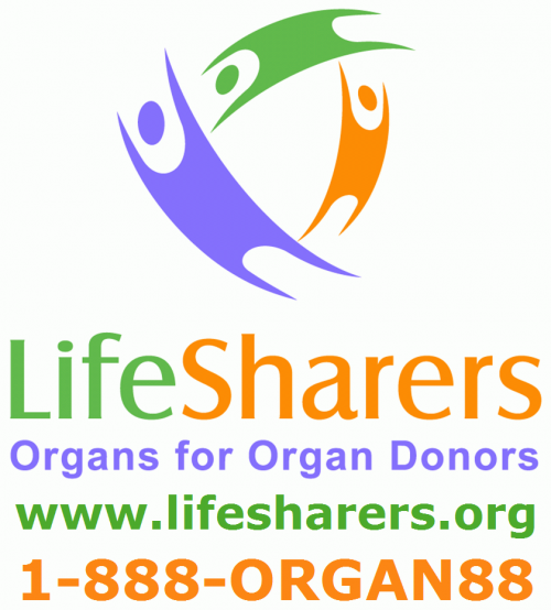 Logo for LifeSharers'