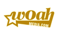 Logo for WoahMedia.com'