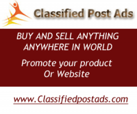 Classifiedpostads.com Logo
