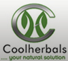 Logo for Cool Herbals'
