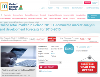 Online Retail Market in Poland 2013
