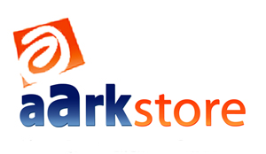 Logo for Aarkstore Enterprise'