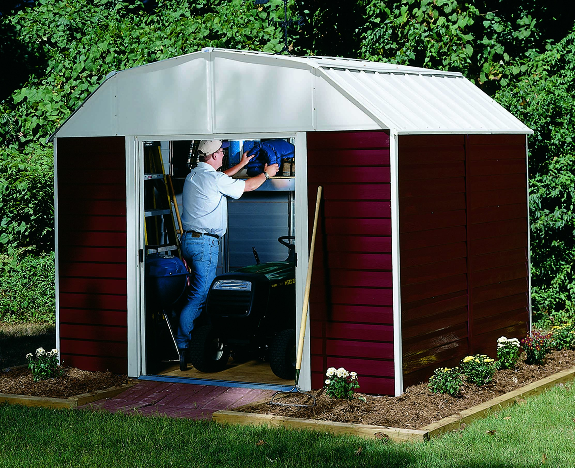 Arrow Storage Sheds Factory Direct With Free Shipping