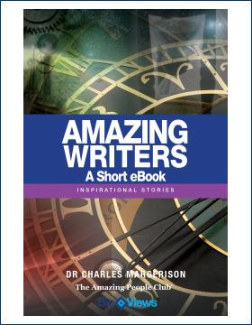 Meet Amazing Writers'