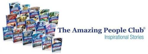 Amazing People Club Book Series'