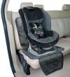 car seat protector mat'