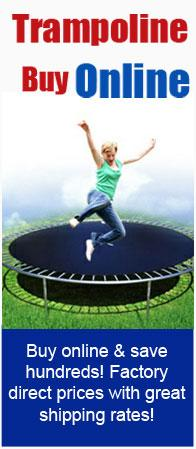 Trampoline On Sale
