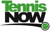 Logo for Tennis Now'
