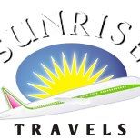 Company Logo For sunrise travels'