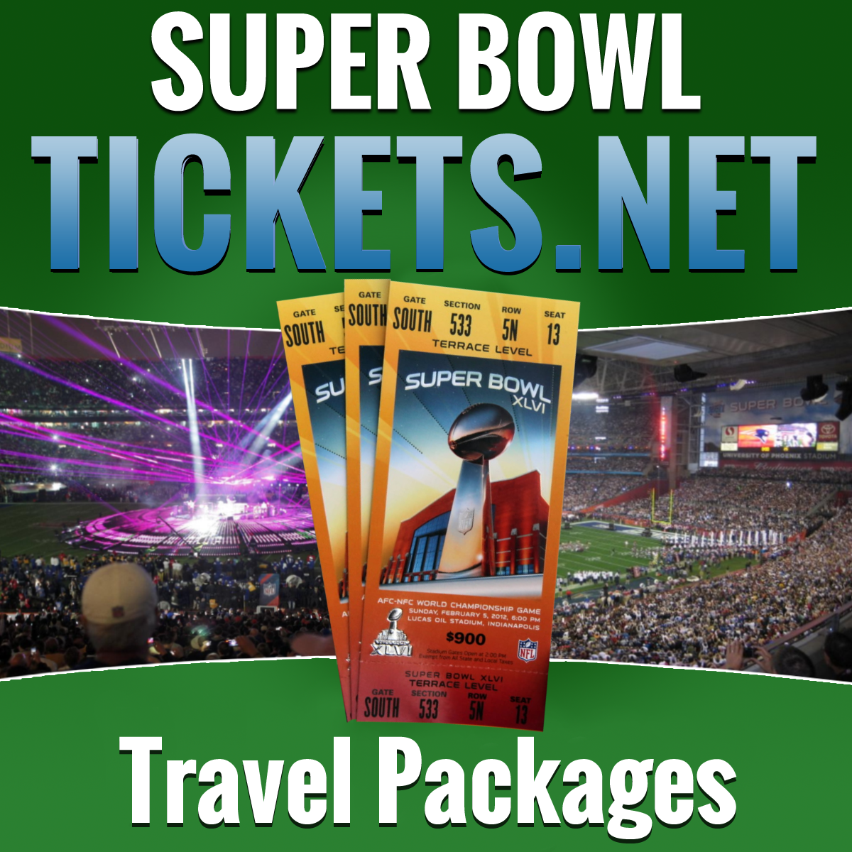 SuperBowlTickets.net Logo