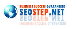Logo for SEO Step'