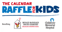 Calendar Raffle for Kids