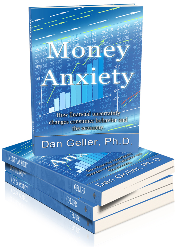 Money Anxiety Book Photo