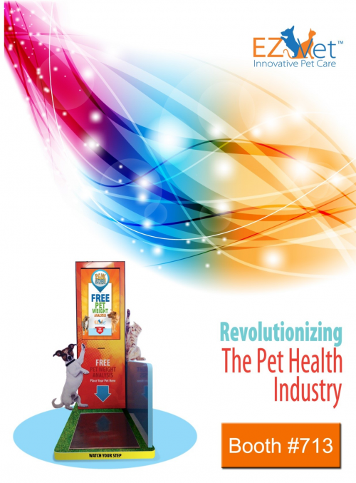 EZ Vet pet health kiosks'