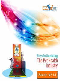 EZ Vet pet health kiosks