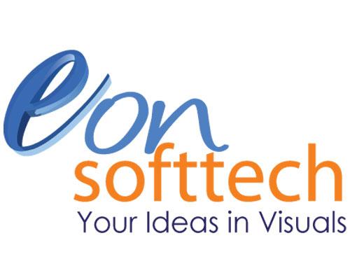 Logo for Eon Softtech Ltd.,'