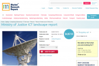 Ministry of Justice ICT landscape report