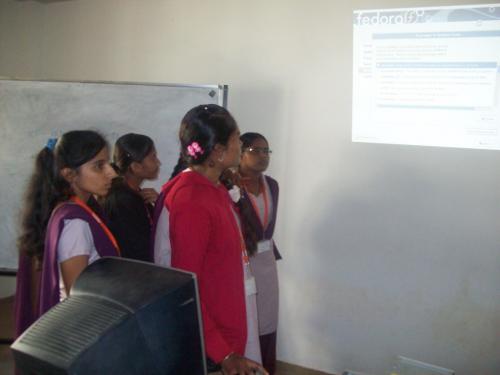 MVJCE CSR Activity'