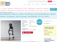 Rehabilitation Robots, Active Prostheses, and Exoskeletons