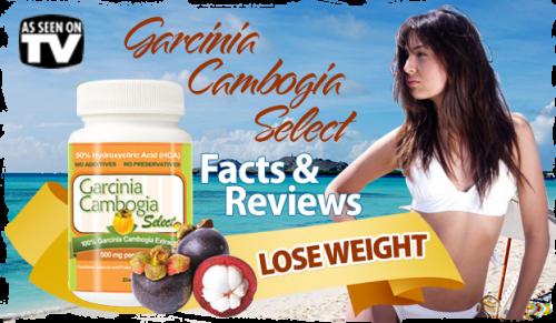 Garcinia Cambogia Select Order'
