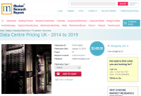 Data Centre Pricing UK 2014 to 2019