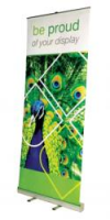 Pull Up Banner Stands'