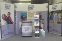 3 x 3 Pop up Display Complete package £825