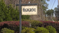 Bill Beazley Homes and Residents of Highgrove Welcome New Ro