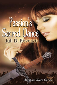 Passion's Sacred Dance cover art