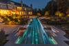 Luxury landscape and swimming pool lighting design'