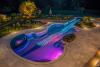 Luxury Swimming Pool Landscaping Design'