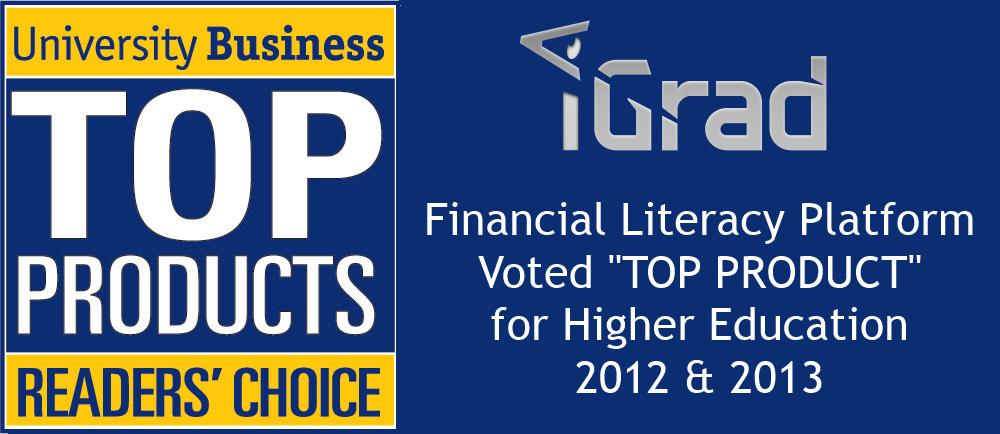 Top Product Award for Financial Literacy Education Platform