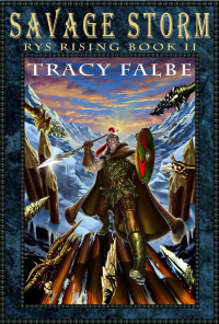 Cover art for Savage Storm by Tracy Falbe