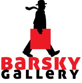 Company Logo For Barsky Gallery'