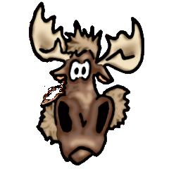 Moose Icon'