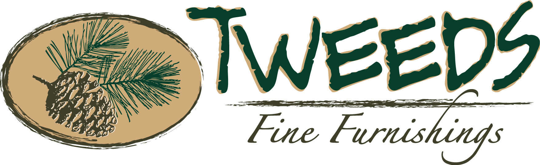 Tweeds Fine Furnishings Logo