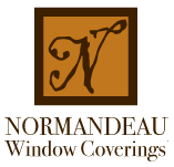 Company Logo For Normandeau Window Coverings Calgary'