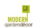 Modern Garden Decor'
