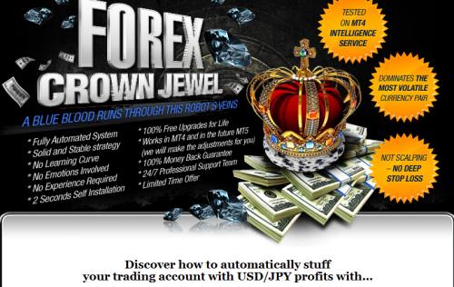 Forex Crown Jewel V2'
