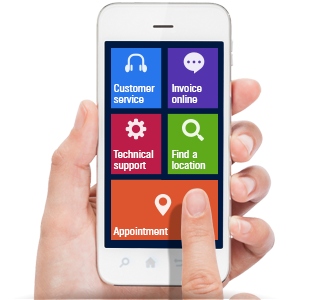Visual IVR Solution for mobile custoimer service