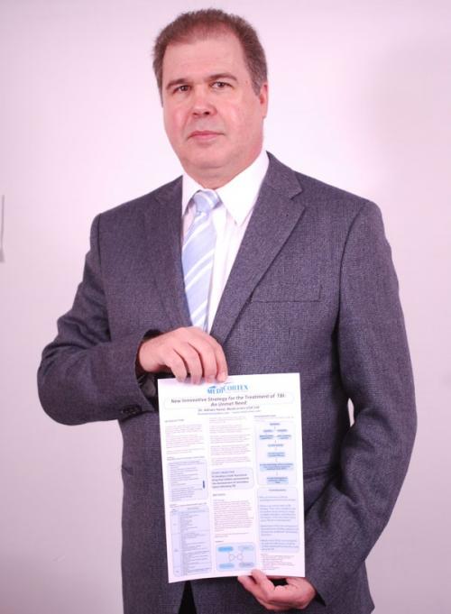 Medicortex's CEO Adrian Harel'