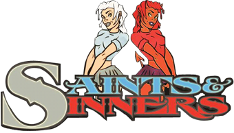 Company Logo For Saints and Sinners'