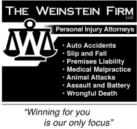 The Weinstein Firm, LLC. Logo