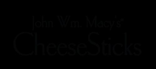 Company Logo For John Wm. Macy's CheeseSticks'