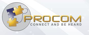 Company Logo For ProCom'