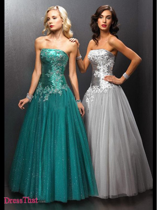 Charming Prom Dresses Released By Dressthat.com'