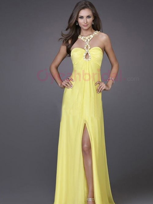 Beautiful Elegant Prom Dresses For 2014 Announced By Oyeahbr'