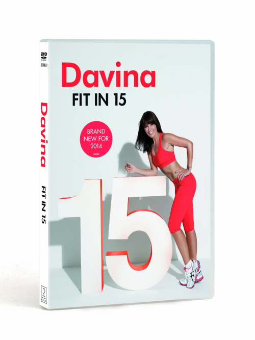 Davina Fit In 15 DVD'