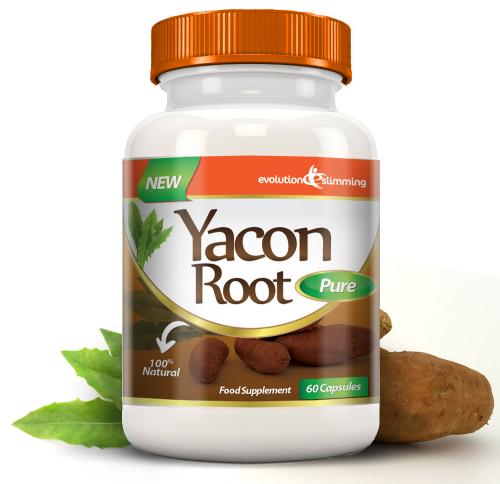 Yacon Root Pure'