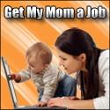 Company Logo For Get My Mom a Job'